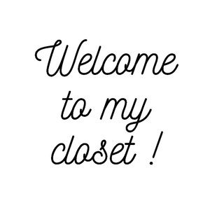 Welcome to my closet!! Meet your Posher, Claudia